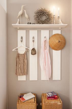 Kleine wohnung geschmackvoll einrichten tipps und tricks for Garderobe einrichten ideen