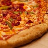 Pizzateig ohne Hefe backen
